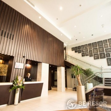 DoubleTree by Hilton Hotel & Spa Liverpool 2