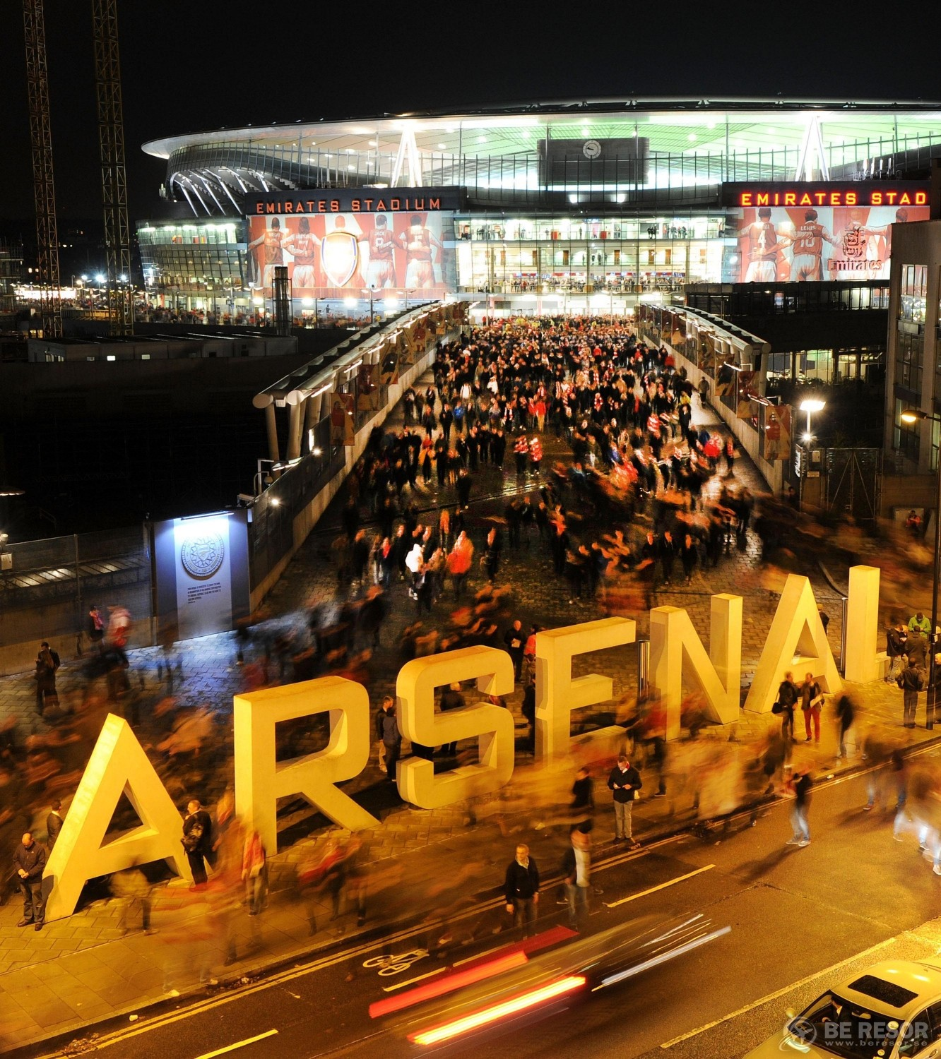 Emirates Stadium bild