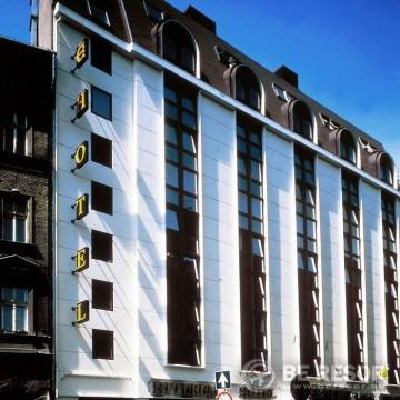 Erzsebet Hotell Budapest 1