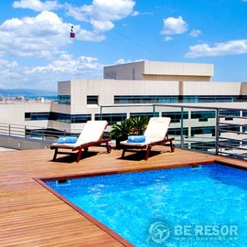 Eurostars Grand Marina Barcelona 5