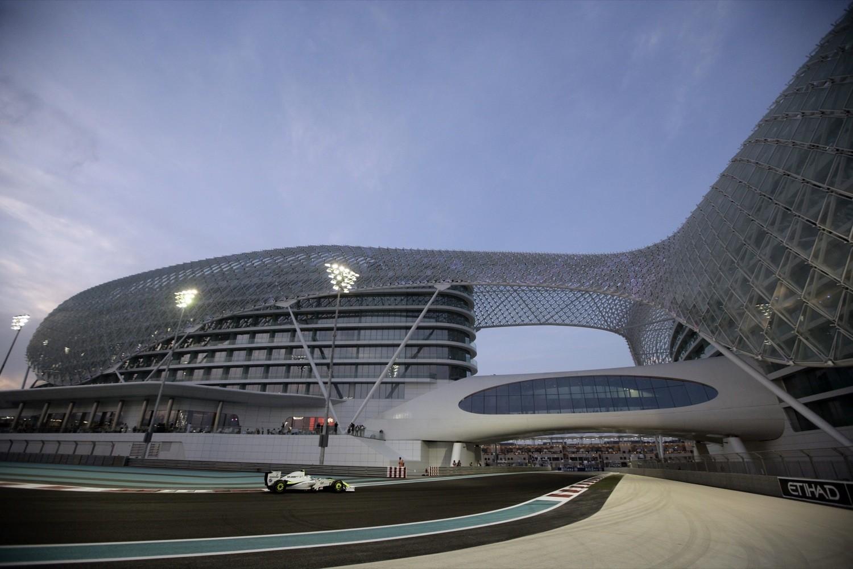 F1 bild Abu Dhabi  ny