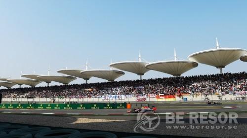 Bild på Kinas Formel 1 - Shanghai 2019
