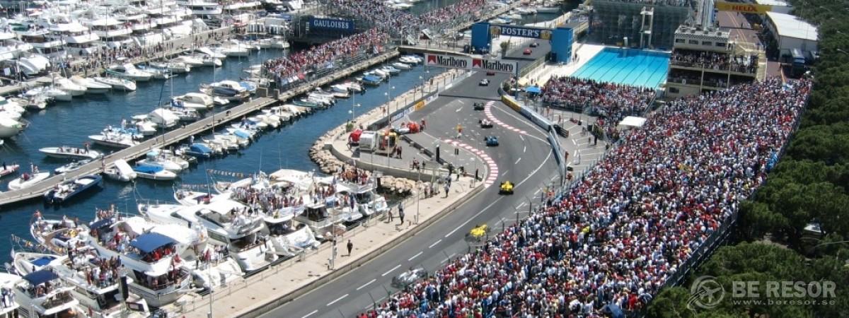 Monte Carlo Formel 1