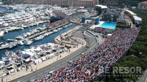 Bild på Monacos F1 - Monte Carlo 2021