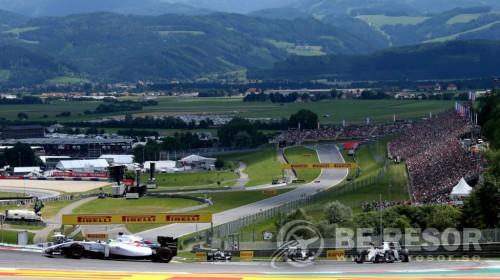 Bild på Österrikes F1 - Lyxpaket 2018