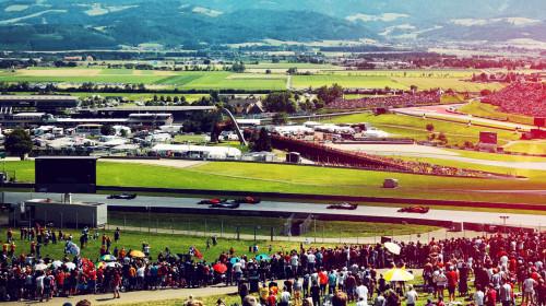 Bild på Österrikes F1 - Lyxpaket 2021