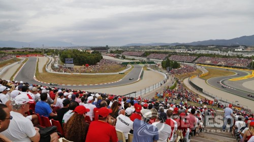 Bild på Spaniens Formel 1 - Barcelona 2020