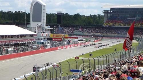 Bild på Tysklands F1 - Hockenheim 2019