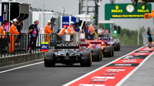 Bild på Ungerns Formel 1 - Budapest 2020