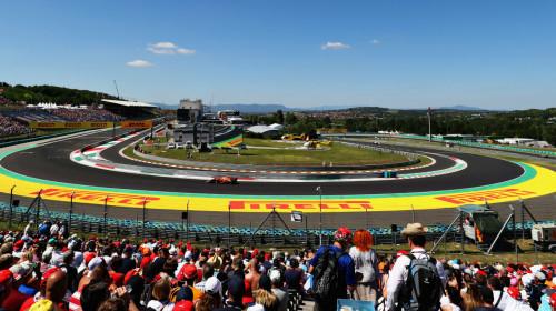 Bild på Ungerns Formel 1 Silverpaket 2021