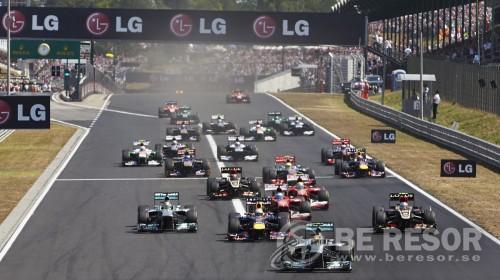 Bild på Ungerns Formel 1 - Budapest 2019