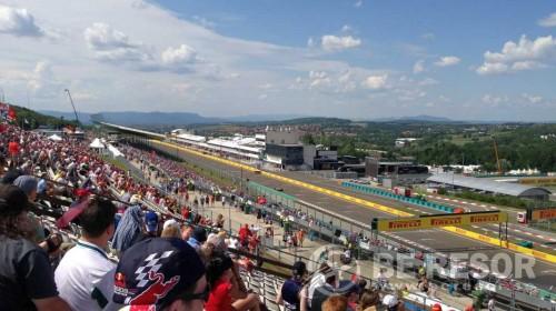 Bild på Ungerns Formel 1 Silverpaket 2019