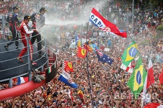 F1 biljetter med BE Resor