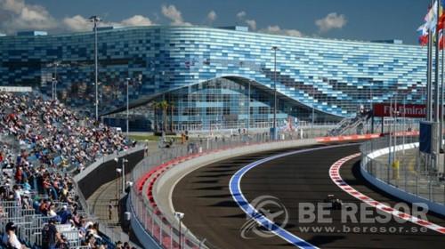 Bild på Rysslands Formel 1 - Sochi 2019