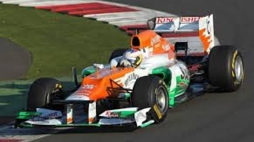 FORCE INDIA - Bild 1
