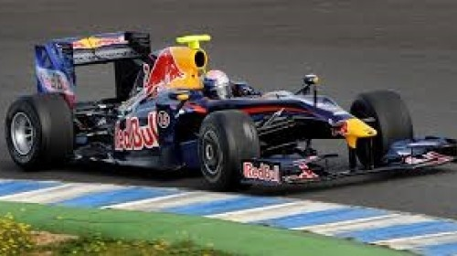 RED BULL RACING - Bild 1