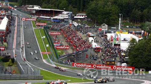 Bild på Belgiens Formel 1 - Spa 2021