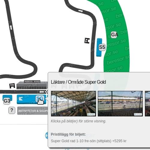 Formel 1 karta