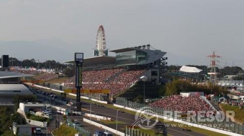 Bild på Japans Formel 1 - Suzuka 2019