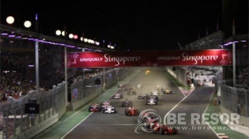 Bild på Singapore F1 - Singapore 2018