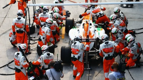 FORCE INDIA - Bild 2