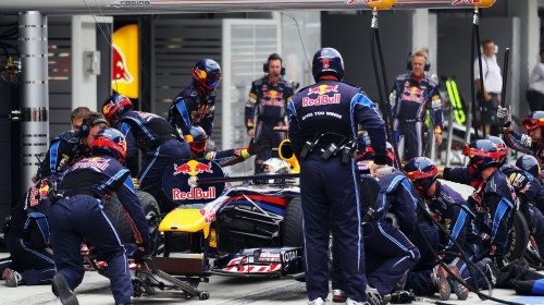 RED BULL RACING - Bild 2
