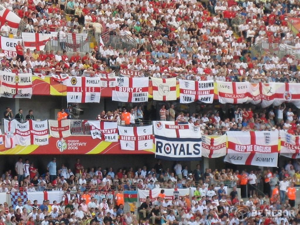 Fotboll England 1