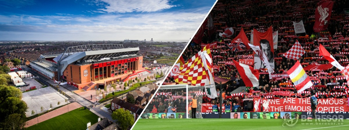 Fotbollsresor Liverpool   biljetter hos BE Resor cffd9d8646798