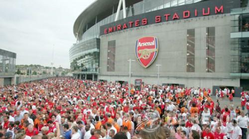 Bild på Arsenal - Manchester United