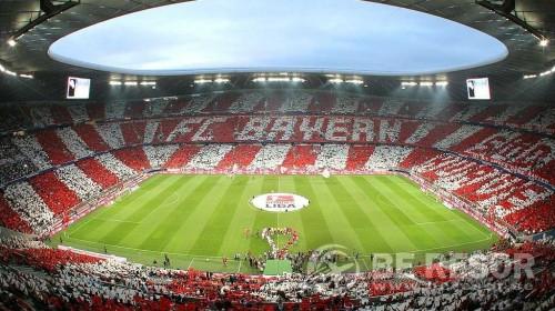 Bild på Bayern Munchen - Stuttgart