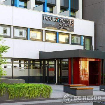 Four Points by Sheraton Munich Central Hotel 1