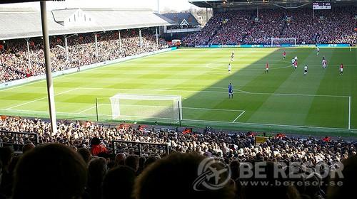 Bild på Fulham - Manchester United