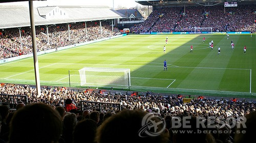 Bild på Fulham - Everton
