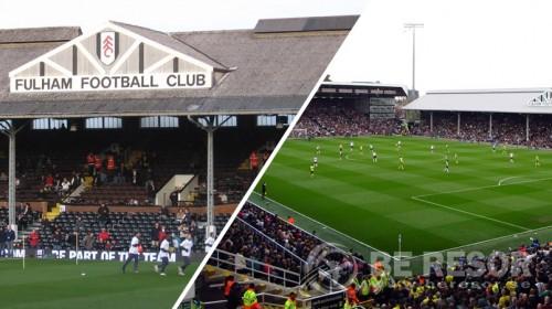 Bild på Fulham - Manchester City