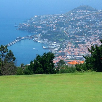 Golfhotell Madeira