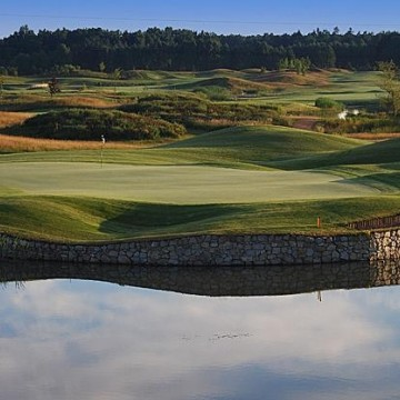Golfhotell Polen
