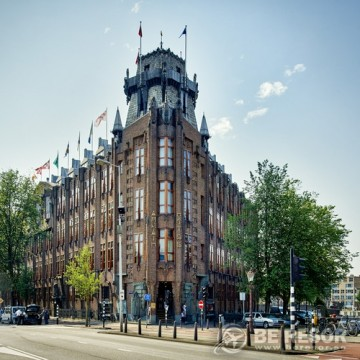 Grand Hotel Amrath Amsterdam 1