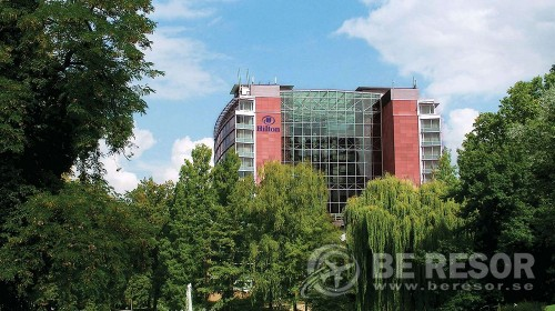 Hilton Frankfurt 1