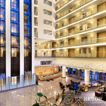 Hilton Frankfurt 4