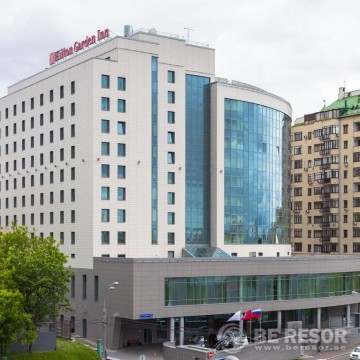 Hilton Garden Inn Moscow Krasnoselskaya 1