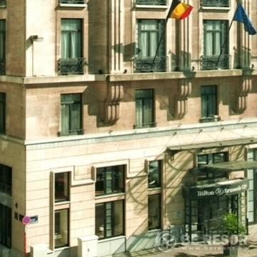 Hilton Hotel Brussels City 3