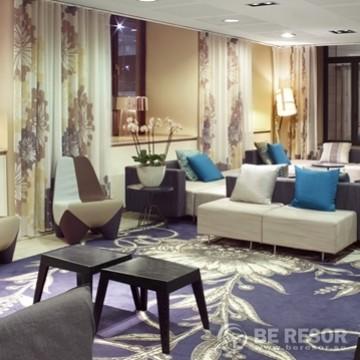 Hilton Hotel Brussels City 4