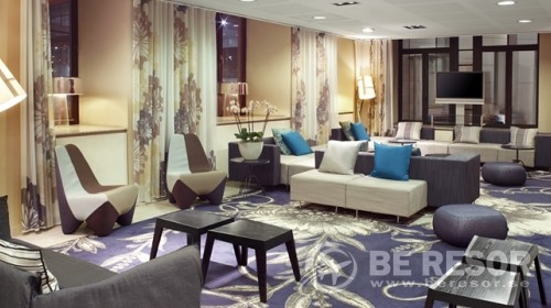Hilton Hotel Brussels City 4