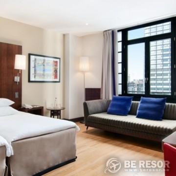Hilton Hotel Brussels City 5