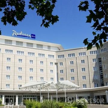 Hilton Hotell Dortmund 1