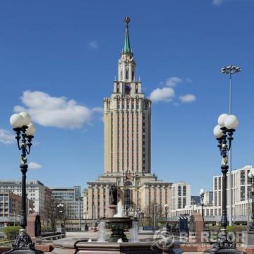 Hilton Moscow Leningradskaya 1