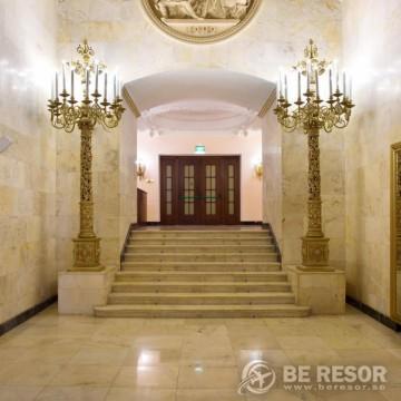 Hilton Moscow Leningradskaya 3