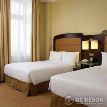 Hilton Moscow Leningradskaya 7