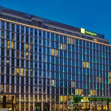 Holiday Inn Berlin - Centre Alexanderplatz 1