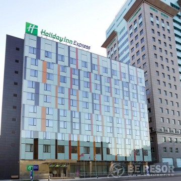 Holiday Inn Express Paveletskaya 1